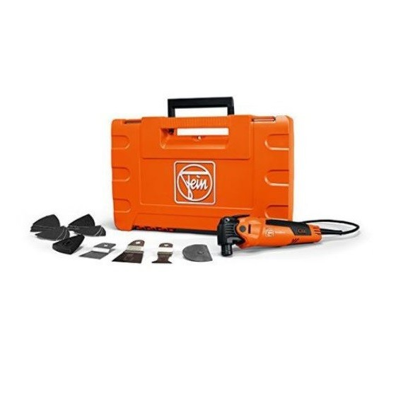 FEIN FMM350Q MULTIMASTER QUICK START 110V