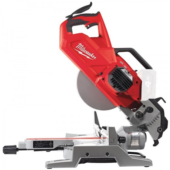 Image of MILWAUKEE M18SMS2160 18V 216MM MITRE SAW BODY ONLY