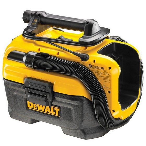 DEWALT DCV582 18V WET DRY VACUUM (body only) 240V