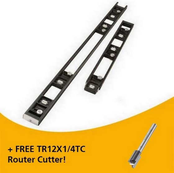 Image of TREND HJIGC HINGE JIG SKELETON TWO PART IN CASE