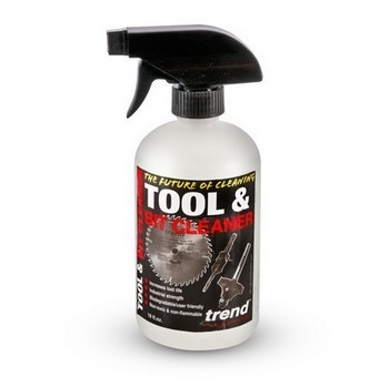 Ironmongery TREND CLEAN500 TOOL & BIT CLEANER 532ML