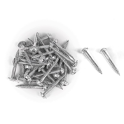 Image of TREND PH7X30500 PACK OF 500 POCKET HOLE SELF TAPPING SCREWS NO 7X30MM