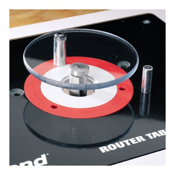 Trend Router Table Insert Plate