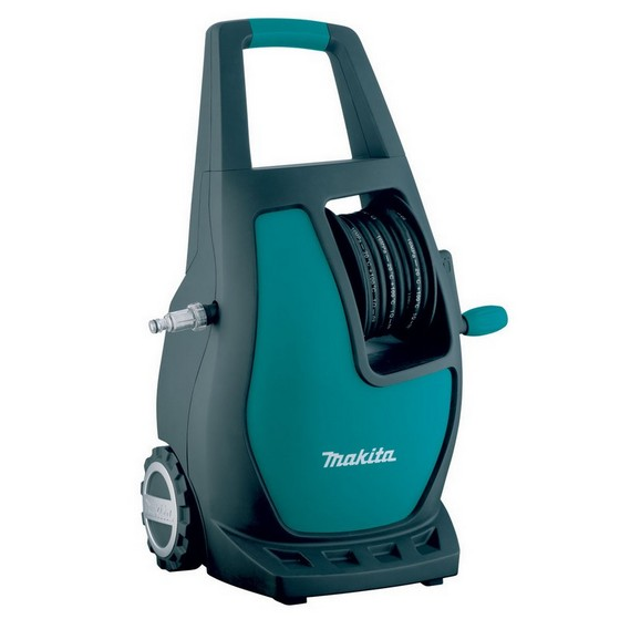 MAKITA HW111 AQUAMAK COMPACT PRESSURE WASHER 110 BAR 240V