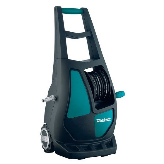 MAKITA HW132 AQUAMAK COMPACT PRESSURE WASHER 140 BAR 240V