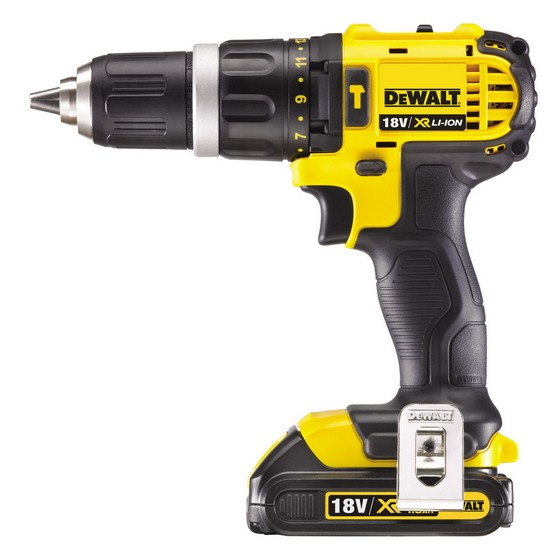 Image of DEWALT DCD785C2 18V COMBI DRILL WITH 2 X 15AH BATTS