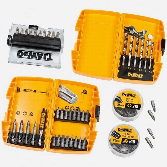 Image of Dewalt Dt71515qz 67 Piece Drilling & Screwdriving Set