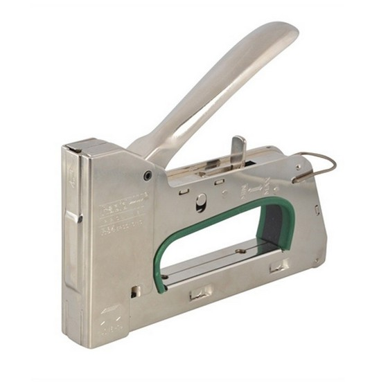RAPID XMS15STAPLE HEAVY DUTY STAPLE GUN WITH STAPLES