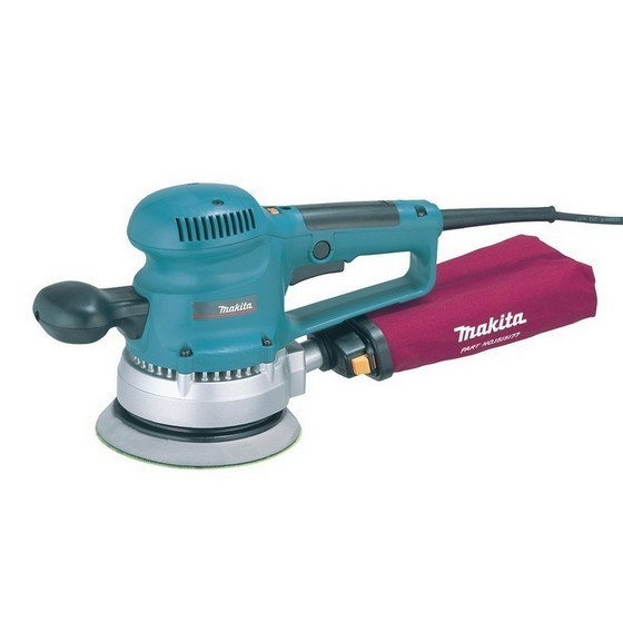 Image of MAKITA BO6030 150MM ORBITAL SANDER 240V