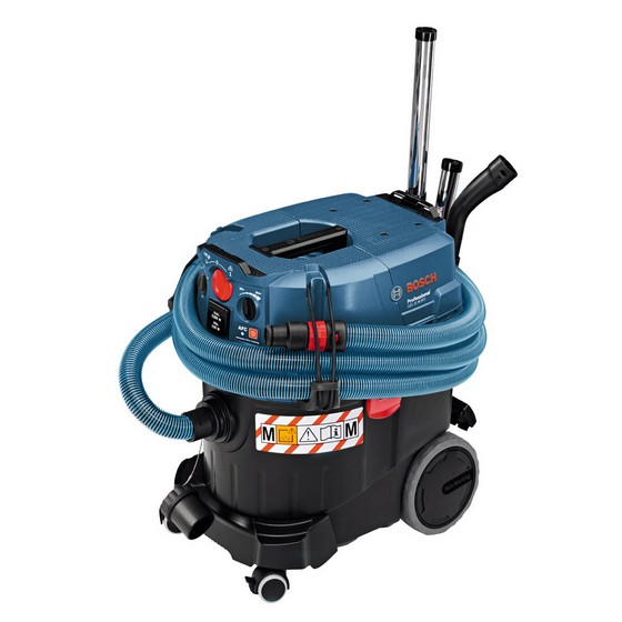 Image of BOSCH GAS35MAFC 110V DUST EXTRACTOR 35L CAPACITY