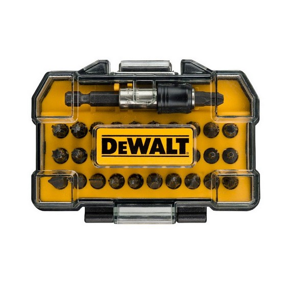 DEWALT DT70523 32 PIECE IMPACT DRIVER SCREWDRIVER BIT SET