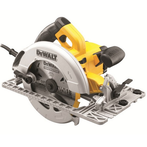 Image of DEWALT DWE576KGB 190MM PRECISION CIRCULAR SAW 240V
