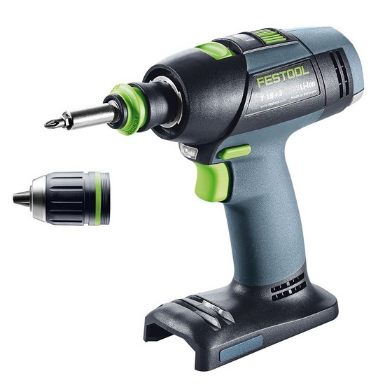 FESTOOL 564605 18V DRILL DRIVER (Basic version)