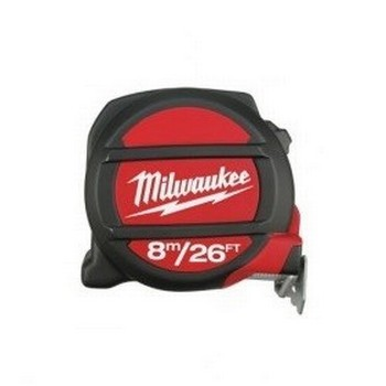 MILWAUKEE 48225225 TAPE MEASURE 8M/25FT