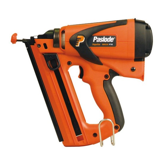Image of PASLODE IM65A 013311 2ND FIX IMPULSE ANGLED BRAD NAILER