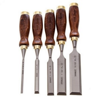STANLEY STA116503 5 PIECE BAILEY CHISEL SET