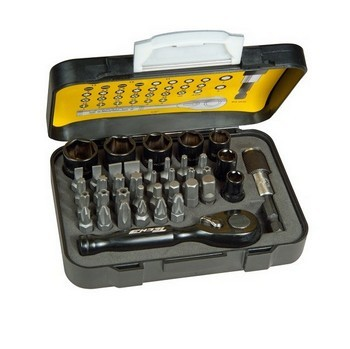 STANLEY STHT9-13906 TECH3 39 PIECE RATCHET BIT SET