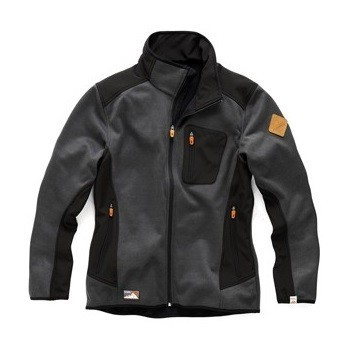 Image of SCRUFFS CLASSIC TECH SOFTSHELL JACKET XL