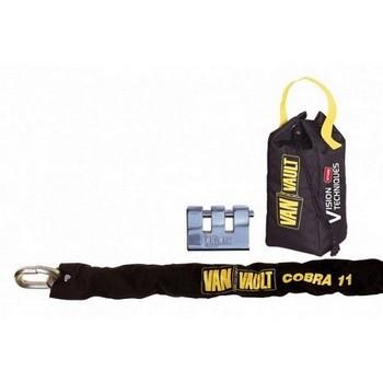 VAN VAULT COBRA 11 CHAIN AND DISC LOCK 15M