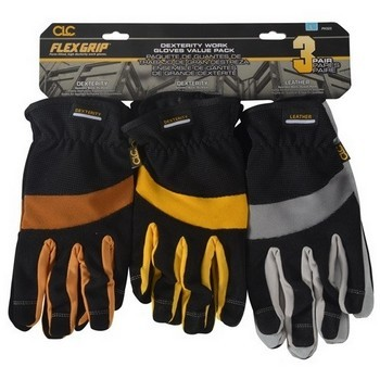 KUNY'S HI DEXTERITY GLOVE SET (PACK OF 3)