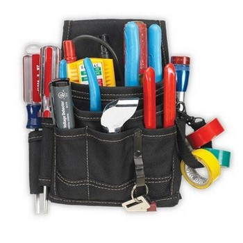 KUNY'S 9 POCKET ELECTRICIAN POUCH