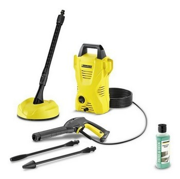 KARCHER K2 COMPACT HOME PRESSURE WASHER 240V