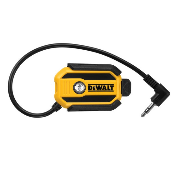 DEWALT DCR002-XJ 3.5MM BLUETOOTH ADAPTOR
