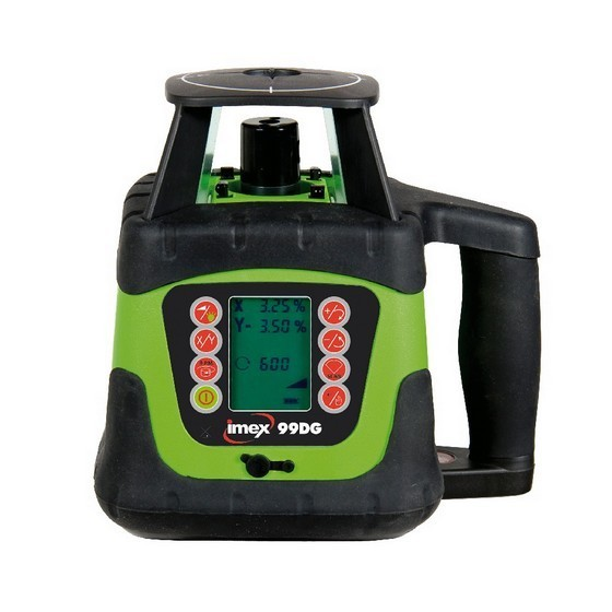 IMEX 99DG DIALIN GRADE ROTATING LASER LEVEL lowest price