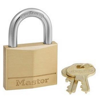 Image of MASTER LOCK 40MM SOLID BRASS PADLOCK