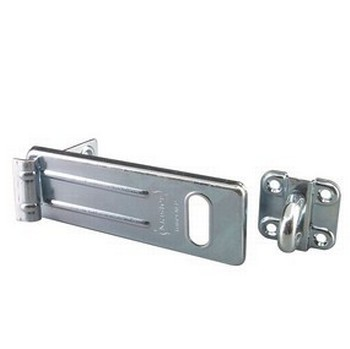 MASTER LOCK WROUGHT STEEL HASP 153MM
