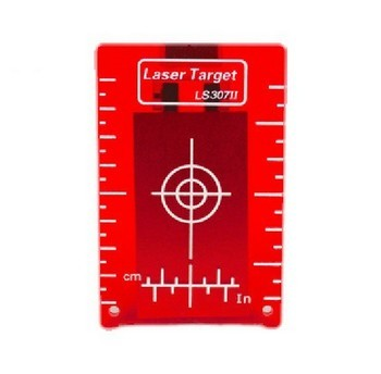 Image of IMEX 012TPR TARGET PLATE RED