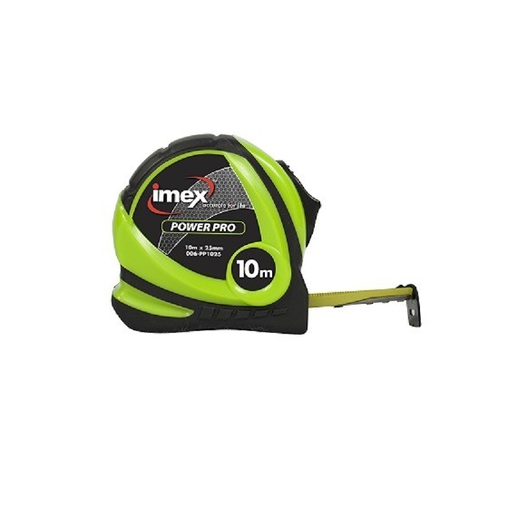 Image of IMEX 10M TAPE MEASURE