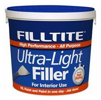 Image of TEMBE FILLTITE ULTRA LIGHTWEIGHT FILLER 1 LITRE