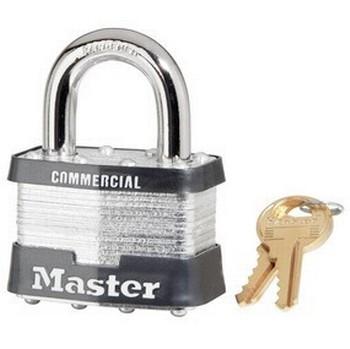Image of MASTER LOCK 51MM LAMINATED STEEL PADLOCK