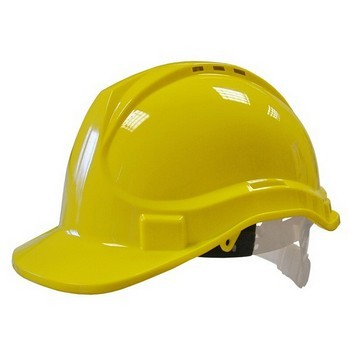 SCAN SAFETY HELMET YELLOW