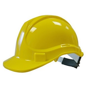 Anglia Tool Centre SCAN DELUXE SAFETY HELMET YELLOW
