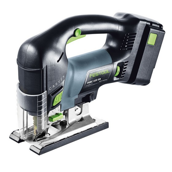 FESTOOL 561751 PSBC 420 18V JIGSAW WITH 1X 5.2AH LI-ION BATTERY