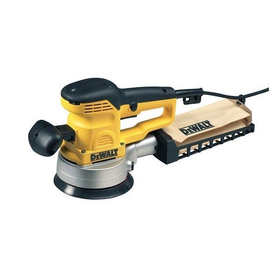 DEWALT D26410-GB 150MM RANDOM ORBIT SANDER 240V