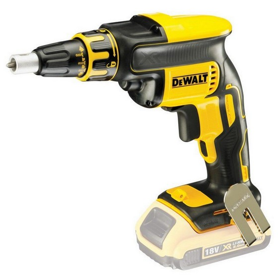 DEWALT DCF620N 18V DRYWALL SCREWDRIVER BODY ONLY