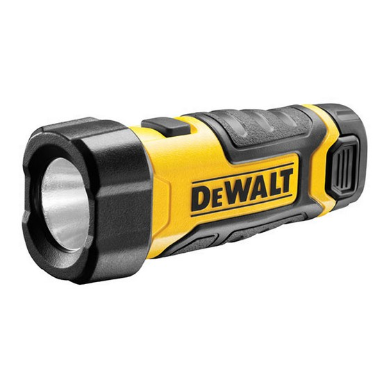 DEWALT DCL023N-XJ 7.2V FLASHLIGHT (BODY ONLY)