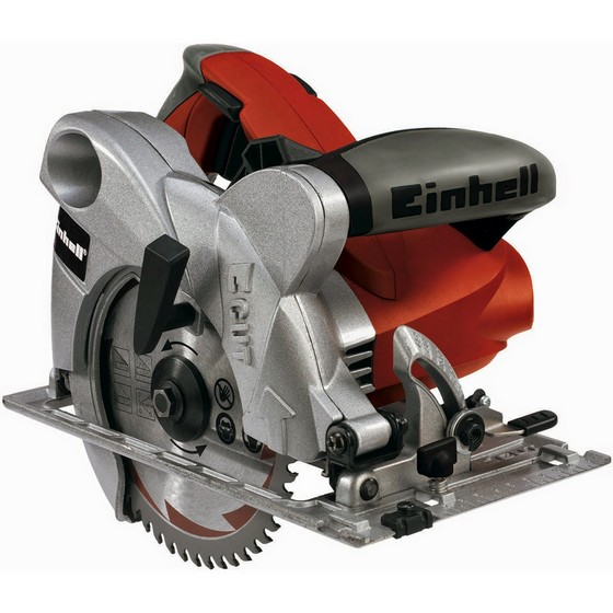 Anglia Tool Centre EINHELL RTCS165 165MM CIRCULAR SAW 1200W 240V RED