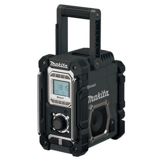 MAKITA DMR106B BLUETOOTH BLACK JOB SITE RADIO 240V