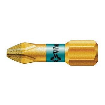 WERA 056402 PACK OF 10 BITORSION DIAMOND SCREWDRIVER BITS PH2 25MM lowest price