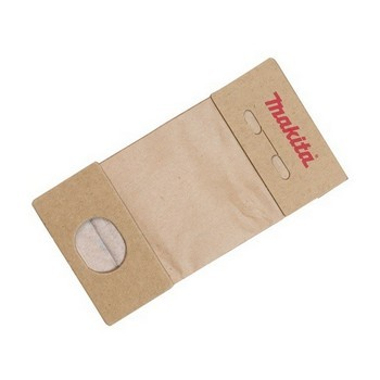 MAKITA 193712-3 PACK OF 5 PAPER DUST BAGS FOR BO4555