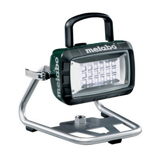 METABO BSA 14.4-18V CORDLESS LED SITE LIGHT (BODY ONLY)