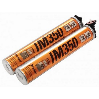 Paslode Im350 First Fix Nailer 2 X Batteries Anglia