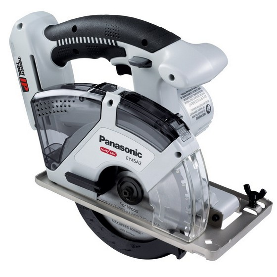 PANASONIC EY45A2XW32 18V DV UNIVERSAL CIRCULAR SAW FOR WOOD (BODY ONLY)