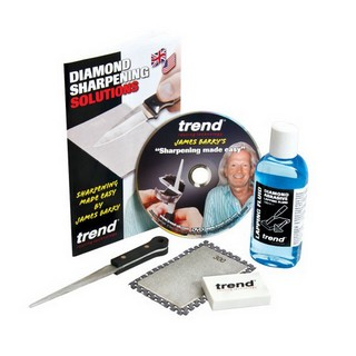 TREND DWS/KIT/C COMPLETE SHARPENING KIT