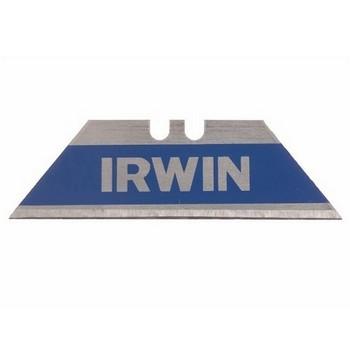 Image of IRWIN 10504241 BIMETAL KNIFE BLADES PACK OF 10