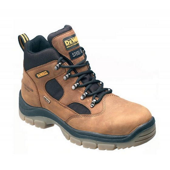 DEWALT CHALLENGER GORE-TEX HIKER BOOT BROWN